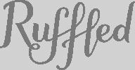 Ruffled Magazine Logo