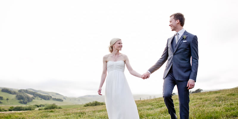 Farm Wedding in Sonoma, California